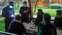 Karamürsel'de Karantinada Olması Gereken Kişi Dışarda Yakalandı