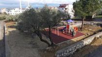 Ulu Cami Zeytinli Park Yakında Açılıyor