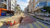 Karamürsel'de Alt Yapı Yenileme Çalışmaları Devam Ediyor