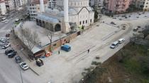 Ulu Cami Çevre Yolları Tamamlanıyor