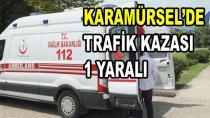 Karamürsel'de Trafik Kazası